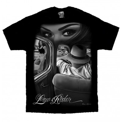DGA David Gonzales Lowrider Chicano Art Low Rider T Shirt