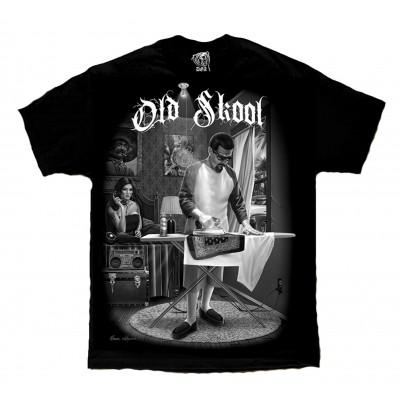 DGA David Gonzales Lowrider Chicano Art Old School T Shirt