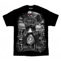 DGA David Gonzales Lowrider Chicano Art Show & Shine T Shirt